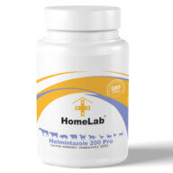 Helmintazole fenbendazole for dogs