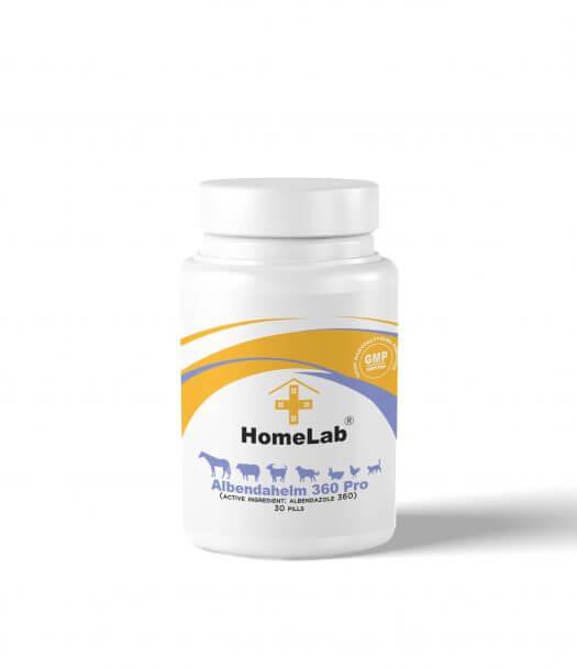 albendahelm 30 pl Albendazole homelab