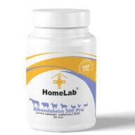albendahelm 500 Tablets albendazole dewormer