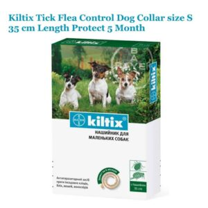 collar bayer flea and tick small
