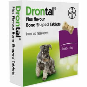 drontal puppy for dogs cat wormer
