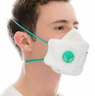 Medical Antivirus Dust Proof BLS829 Respirator FFP2 (10 pcs SET!)