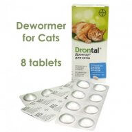 bayer drontal broad spectrum dewormer pet pharmacy