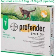 profender for spot on for sale pet medications