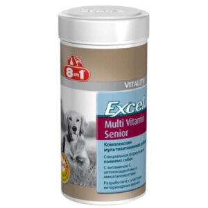 8in1 Excel Multi Vitamin Senior