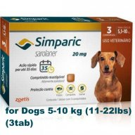 Flea control for Dogs_simparica-simparika-tabletki