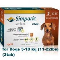 Flea control for Dogs_simparica-simparika-tabletki