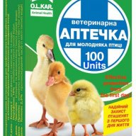 First aid kit chicks