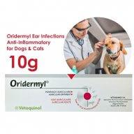 Oridermyl vetoquinol Ear Infections pet meds online