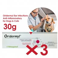 Oridermyl Ear Infections 30