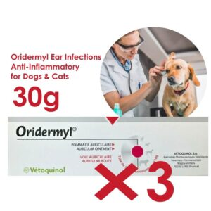 Oridermyl vetoquinol Ear Infections online pet pharmacy