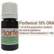 Florfenicol oral