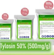 Tylosin 500mg powder tylan for dogs
