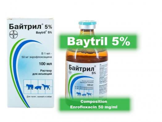 baytril 5%