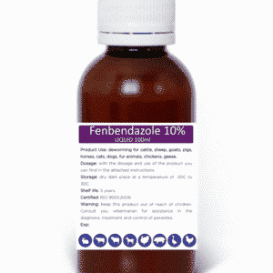 fenbendazole panacur suspension safe guard