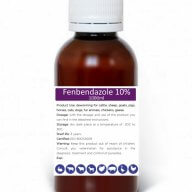 fenbendazole panacur suspension safe guard dog pharmacy