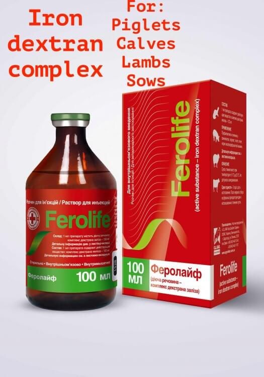 ferolife 100