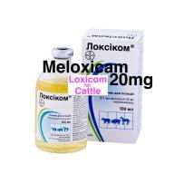 Meloxicam loxicom Bayer
