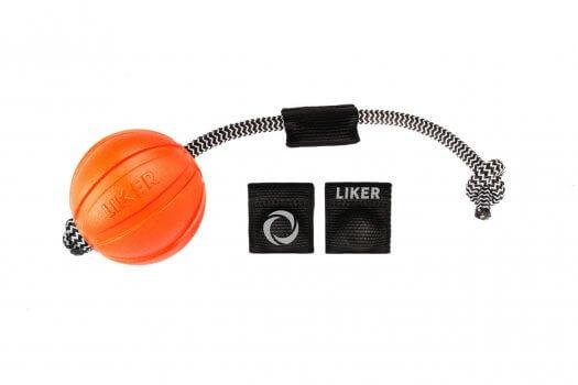 Liker dog ball 9 cm