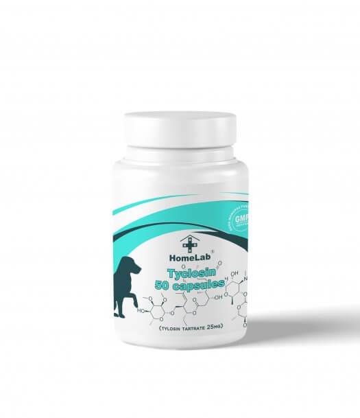 tyclosin 50 capsules