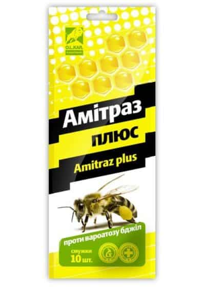 Amitraz Plusamitraz for sale 12.5 (taktic) for bees