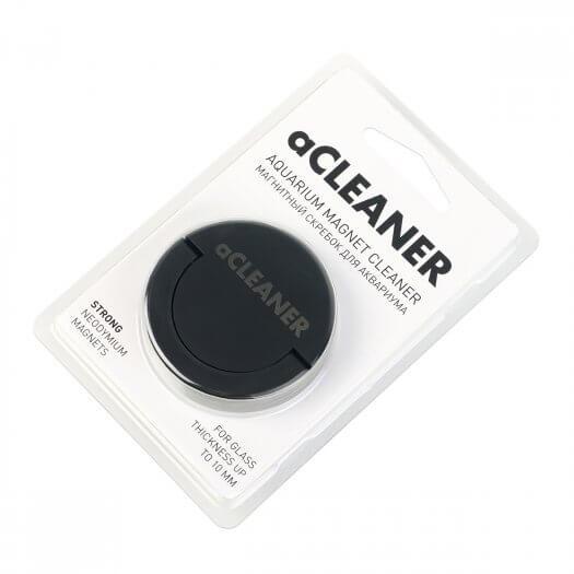 acleaner magnet aquarium black main