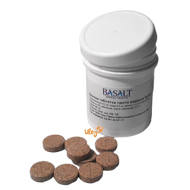 Tablets Smoke treatment Beekeeping price homelabvet