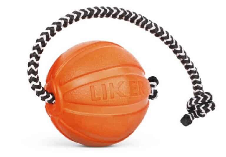 Dog Liker Collar ball for Training and Fitness96