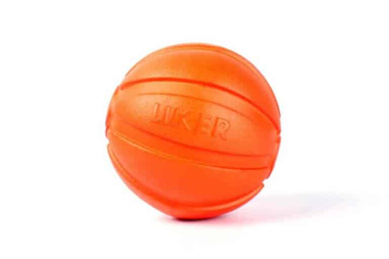 Dog Liker Collar ball for Training and Fitness