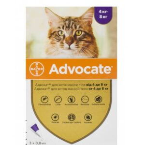Bayer Advocate for CATS pet meds rx656