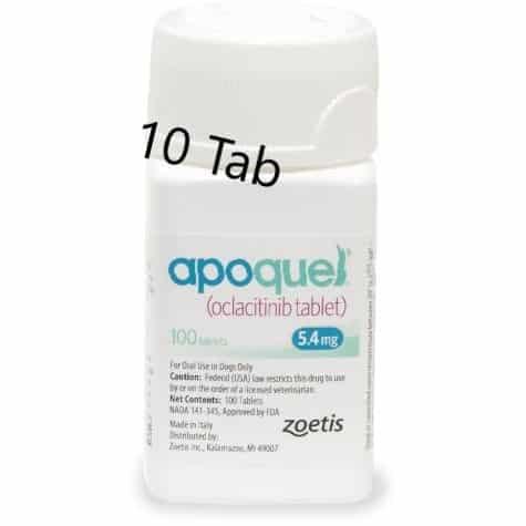 Apoq 5.4 mg 10 Tab