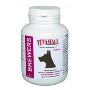 Supplement for large dogs - 90 tab/180 g