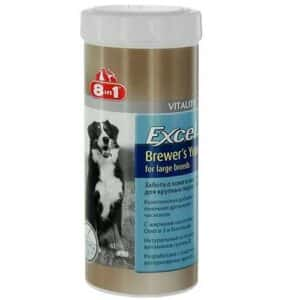 Vitamins 8 in 1 Excel Brewer's Yeast