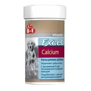 Vit Supplement with Calcium for dogs, 155 tablets