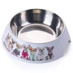 AnimAll plastic bowl for dogs - 150 ml