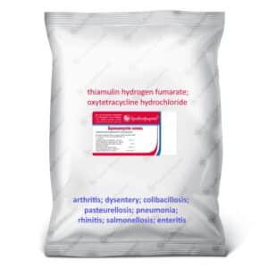 Tiamulin oxytetracycline