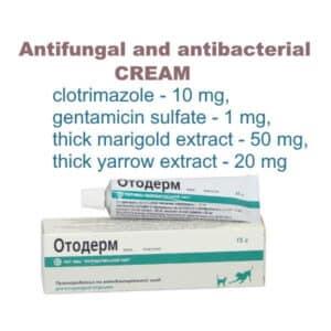 Gentamicin clotrimazole Cream Otomax