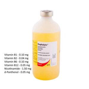 dufalayt 500-ml vitamin B complex