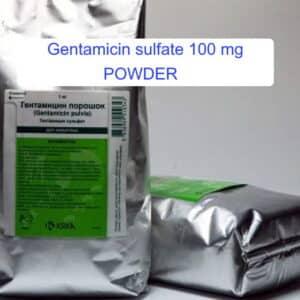 gentamicin sulfate buy online