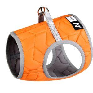 Collar Harness AiryVest ONE 46-50 cm Orange