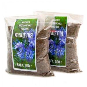 Phacelia. 500 g of honey plants seeds