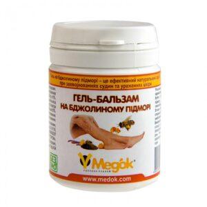 Gel-balm for bee pidmori, 50 g