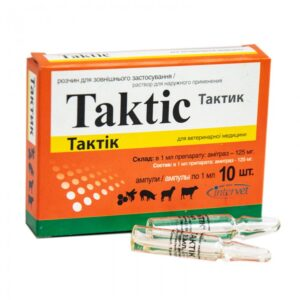 Tactician 1ml O.L.KAR, for bees